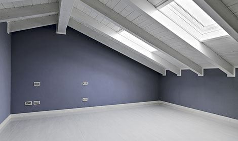 verbouwing bovendverdieping
